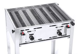Barbecue a gas - Roast-Master Heavy Duty - Hendi - 154878