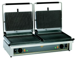 Roller Grill contact-  klapgrill &39;Double-Panini&39;_1