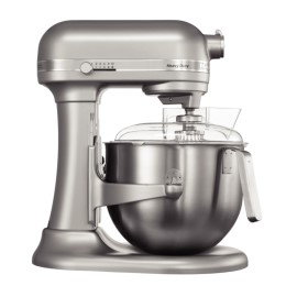 KitchenAid mixer professionale argento metallizzato 6.9ltr_1